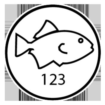 Logo : Fish123
