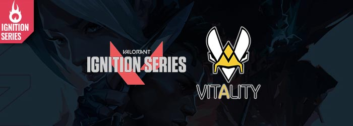 Valorant : Ignition x Vitality