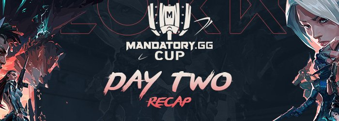 Mangatory.GG Cup : Day Two Recap