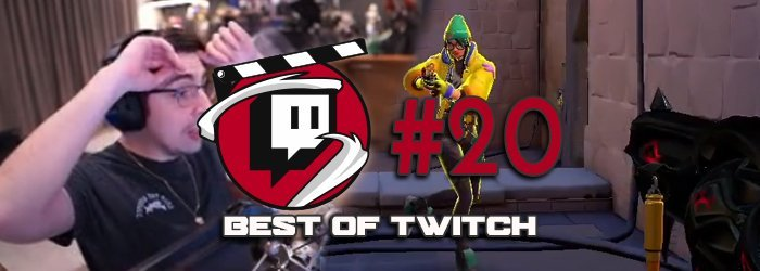 Best of Valorant's Twitch Clips : Week 20