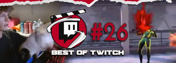 Best of Valorant's Twitch Clips : Week 26