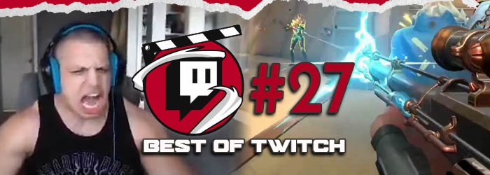 Best of Valorant's Twitch Clips : Week 27