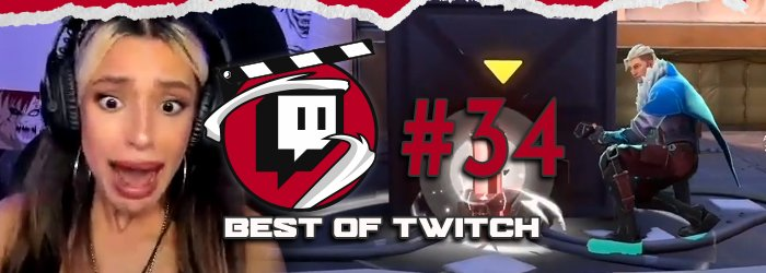 Best of Valorant's Twitch Clips : Week 34