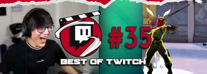 Best of Valorant's Twitch Clips : Week 35