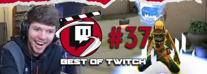Best of Valorant's Twitch Clips : Week 37