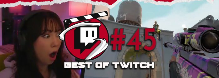 Best of Valorant's Twitch Clips : Week 45