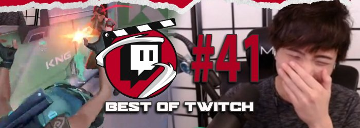 Best of Valorant's Twitch Clips : Week 41