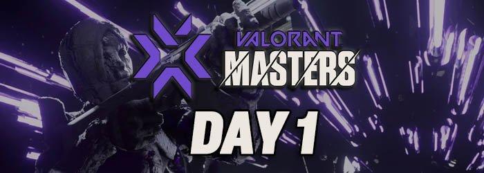 Valorant Masters 2 Reykjavik
