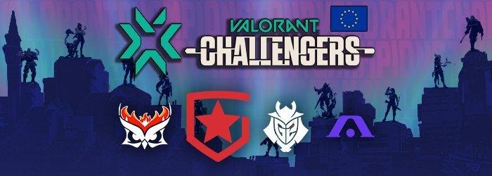 VCT P3 - Gambit Esports remporte les Challengers Playoffs EMEA