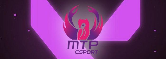 MTP Esport quitte la scène Valorant