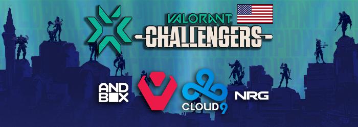 Miniature VCT Phase 2 NA : Les qualifiés pour les Challengers Finals