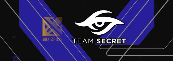 Team Secret recrute les joueurs Bren Esports