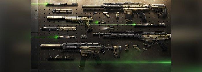 Recon, le bundle de skins militaires !