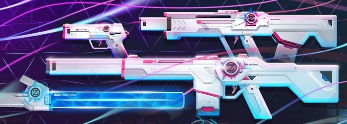 Spectrum : des skins d'une collaboration entre Riot Games et Zedd