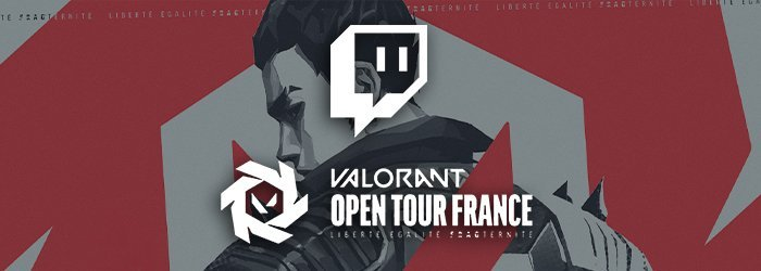 The best-of clips of the Summer Tournament of the Valorant Open Tour France!