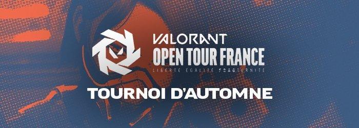 Open Tour France – Tournoi d'Automne : Récap Semaine 1
