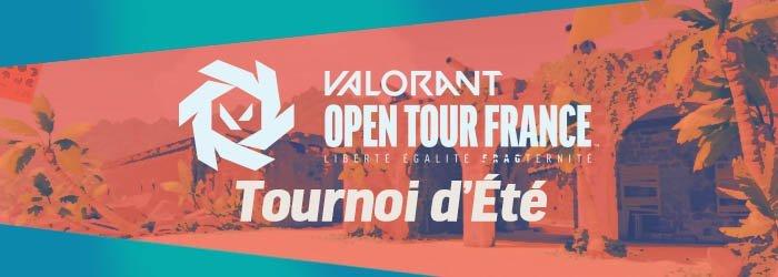 Comment s'inscrire au Valorant Open Tour France - valorant open tour france tournoi ete comment inscrire - Mandatory.gg