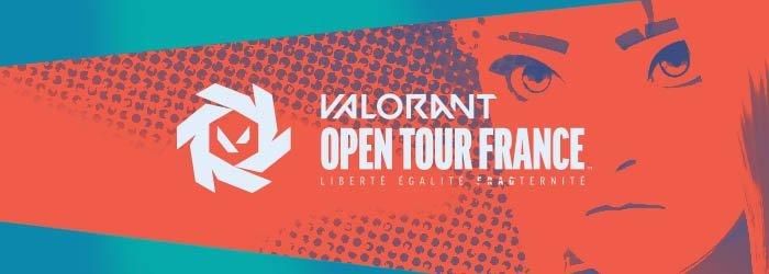 Valorant Open Tour France : Week 1 Tournoi de Printemps
