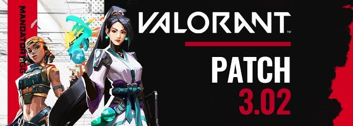 Notes de Patch 3.02 de Valorant - valorant patch notes 301 1 - Mandatory.gg