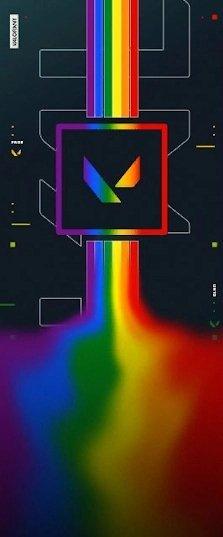 Comment récupérer les cartes et titres du Pride Month sur Valorant ? - valorant pride cards PRISMATIC - Mandatory.gg