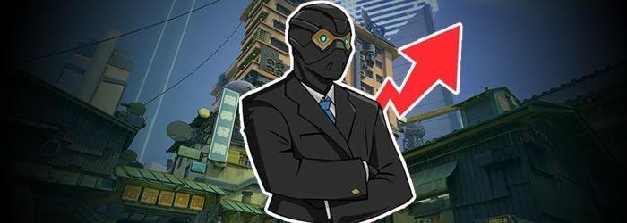 Un Spray Cypher Stonks gratuit pour les abonnés Prime Gaming