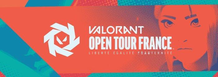 Valorant Open Tour France